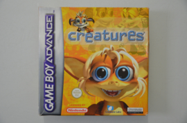 GBA Creatures [Compleet]