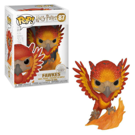Harry Potter Funko Pop - Fawkes #087 [Nieuw]