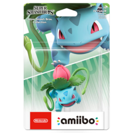 Amiibo Ivysaur Pokemon - Super Smash Bros [Nieuw]