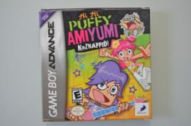 GBA Puffy Ami Yumi Kaznapped [Compleet]