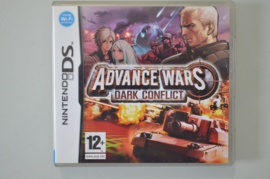 DS Advance Wars Dark Conflict