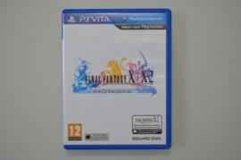 Vita Final Fantasy X & X-2 HD Remaster