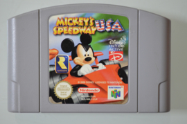 N64 Mickey's Speedway USA
