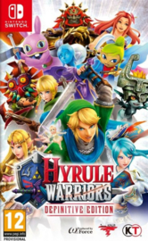Switch Hyrule Warriors Definitive Editon [Nieuw]