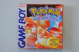 Gameboy Pokemon Red / Pokemon Rood [Compleet]