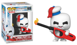 Ghostbusters Afterlife Funko Pop Mini Puft (With Lighter) #935 [Pre-Order]