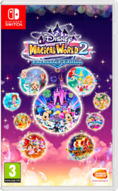 Switch Disney Magical World 2 - Enchanted Edition [Pre-Order]