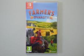 Switch Farmer's Dynasty