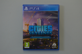 Ps4 Cities Skylines Playstation 4 Edition