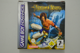 GBA Prince of Persia The Sands of Time [Compleet]