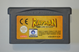GBA Rayman Hoodlum's Revenge