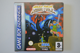 GBA Shining Force Resurrection of the Dark Dragon [Compleet]