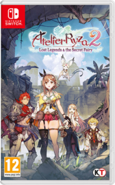 Switch Atelier Ryza 2 Lost Legends + The Secret Fairy [Pre-Order]