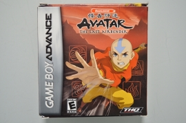 GBA Avatar the Last Airbender [Compleet]