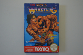 NES Tecmo World Wrestling [Compleet]