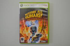 Xbox 360 Destroy all Humans! Path of the Furon