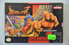 SNES Breath of Fire [Amerikaanse Import] [Compleet]