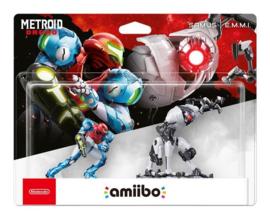 Amiibo Metroid Dread - Samus & E.M.M.I. [Pre-Order]