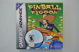GBA Pinball Tycoon [Compleet]