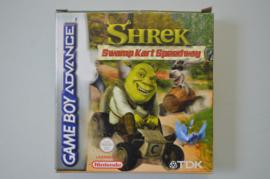 GBA Shrek Swamp Kart Speedway