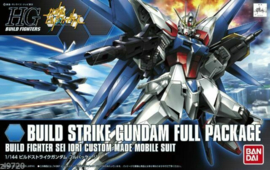 Gundam Model Kit HG 1/144 Build Strike Gundam Full Package Build Fighter SEi Iori Custom Made Model Suit - Bandai [Nieuw]