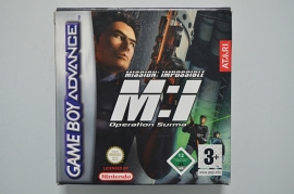 GBA Mission Impossible [Compleet]
