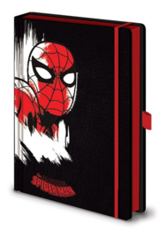 Marvel Premium Notebook Retro Spider-Man Mono - Pyramid International