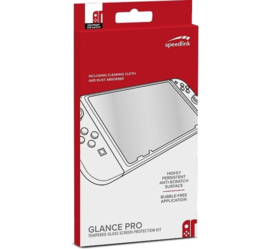 Switch Screenprotector Glance Pro Tempered Glass - Speedlink [Nieuw]