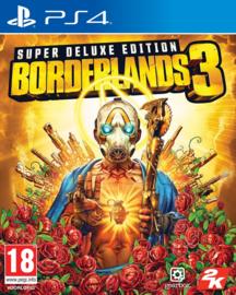 Ps4 Borderlands 3 Super Deluxe Edition [Nieuw]