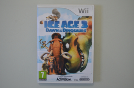 Wii Ice Age 3 Dawn of the Dinosaurs