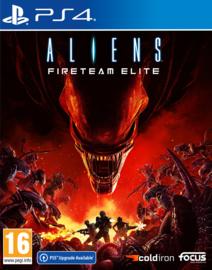 Ps4 Aliens Fireteam Elite [Pre-Order]