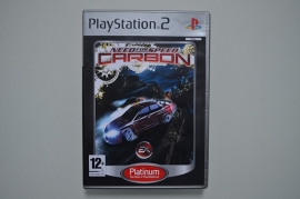 Ps2 Need For Speed Carbon (Platinum)