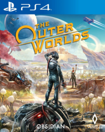 Ps4 The Outer Worlds [Nieuw]