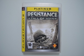 Ps3 Resistance Fall of Man (Platinum)