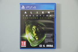 Ps4 Alien Isolation Nostromo Edition