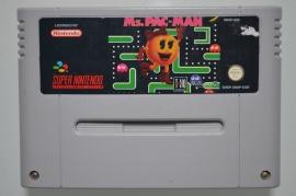 SNES Ms. Pac-Man