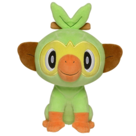 Pokemon Pluche Grookey - Wicked Cool Toys [Nieuw]