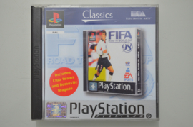 Ps1 Fifa Road To World Cup 98 (Platinum)