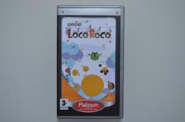 PSP LocoRoco (Platinum)