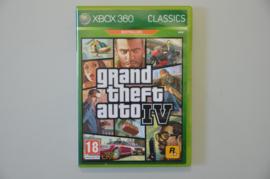 Xbox 360 Grand Theft Auto IV (Classics)