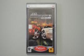 PSP Midnight Club 3 DUB Edition (Platinum)