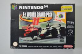 N64 F-1 World Grand Prix II [Compleet]