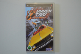 PSP Crazy Taxi Fare Wars