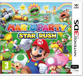 3DS Mario Party Star Rush [Nieuw]