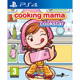 PS4 Cooking Mama Cookstar [Pre-Order]