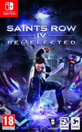 Switch Saints Row IV Re-Elected [Nieuw]