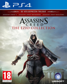 Ps4 Assassins Creed The Ezio Collection [Nieuw]