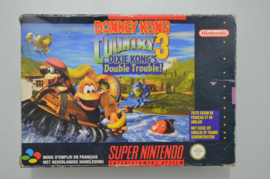 SNES Donkey Kong Country 3 [Compleet]