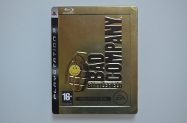 Ps3 Battlefield Bad Company - Gold Edition [Steelbook]