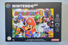 N64 Mario Party 3 [Compleet]